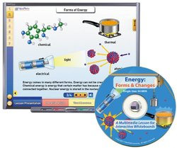 NewPath Learning Energy Forms & Changes Multimedia Lesson