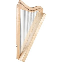 Rees Harps Harpsicle Harp Natural Maple