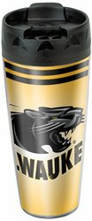 NCAA Wisconsin Badgers 16-Ounce Travel Mug