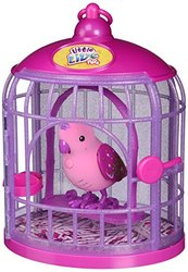 Little Live Pets Season 4 Bird with Cage - Pretty Princess