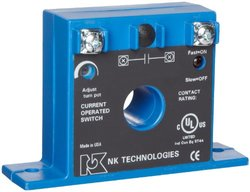 NK Technologies AS3-NCAC-FF AC Current Switch Normally Closed Solid-core