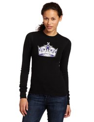 NHL Los Angeles Kings Baby Thermal - Black - Size: Small