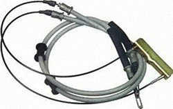 Wagner BC138609 Premium Brake  Cable, Rear