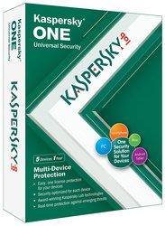 Kaspersky One Universal Security 5 Device - 2013