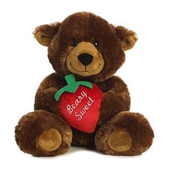 Aurora World Beary Sweet Plush, 14""