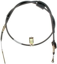 ACDelco 18P737 Professional Front Parking Brake Cable Assembly for Vehicle