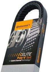 Continental Elite 4100710 Poly-V Serpentine Belt for Vehicle
