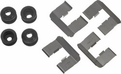 Wagner H5560 Rear Disc Brake Hardware Kit