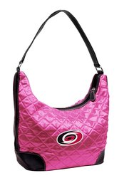 Little Earth NHL Women's Carolina Hurricanes Hobo - Pink - Size: One