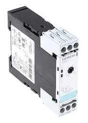 Siemens Solid State Time Relay Industrial Housing - 24 Volts
