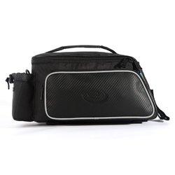 Roswheel Luggage Rack Bicycle Bag Waterproof for Drink 10 L - Black