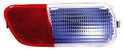 Depo 333-1303L-AS Chrysler PT Cruiser Driver Side Replacement Backup/Signal Light Assembly