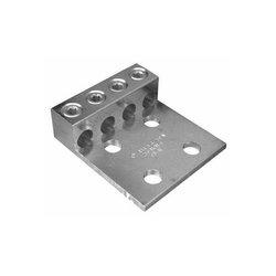 Aluminum Mechanical Lugs Four Conductors - Four Hole Mount 250MCM 1