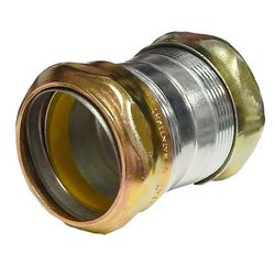 Morris 14997 3 in. Emt Compression Couplings Rain Tight