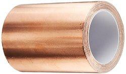 """TapeCase CFL-5CA Conductive Copper Foil 3"""" x 6yds (1 Roll)"""