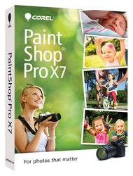 Corel PaintShop Pro X7 PC Software (PSPX7ENMBAM)