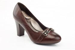 Rasolli Women's Comfort Career Dress Shoes - Brown - Size: 9