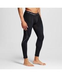 C9 Champion Men's Long Compression Tight Pant - Ebony - Size: X-Large