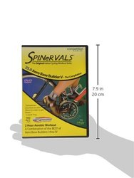 Spinervals 25.0 Aero Base Builder V DVD Coach Troy Jacobson