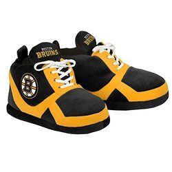 Forever Collectibles NHL Boston Bruins 2015 Sneaker Slipper - Black - XL