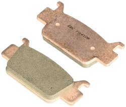 EBC Brakes FA410R Heavy Duty Sintered Copper Alloy Disc Brake Pad Set