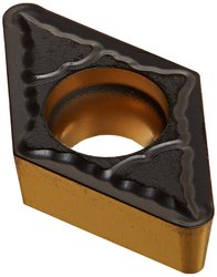 Sandvik Coromant 55 Degree Rhombic CoroTurn 107 Carbide Insert - Pack of 2