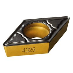 Sandvik Coromant 55-Deg Rhombic Indexable Carbide Turning Inserts -Pk of 2