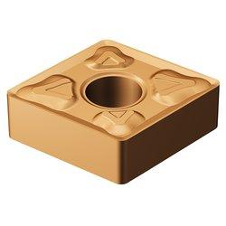 "Sandvik Coromant 0.032"" Nose Radius Chip Breaker Carbide Insert - Pk of 10"