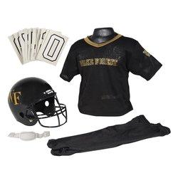 Unisex NCAA Wake Forest Demon Deacons Youth Team Uniform Set - Multi -Sz:M
