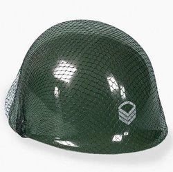 Fun Express Child Costume Plastic Army Helmet - 1 dz