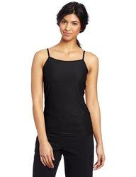 ExOfficio Women's Give-N-Go Shelf-Bra Camisole - Black - Size: X-Large