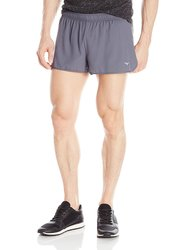 Mizuno Men's Running Outlaw 1.5 Shorts - Turbulence - X-Large