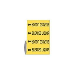 Brady 52642, Roll Form Pipe Markers (Pack of 2 pcs)