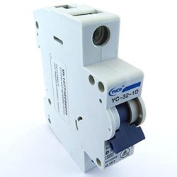 Yuco Supplemental Protector Din Rail Miniature Circuit Breaker (YC-32-1D)