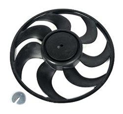 ACDelco 15-80708 GM Original Equipment Passenger Side Engine Cooling Fan Blade