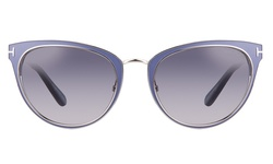 Tom Ford Women's FT0373 86Z 90B Women's Sunglasses - Black