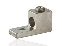 "NSI 0.56"" Mounting Hole 3.25"" L Dual Rated Mechanical Connector Single Lug"