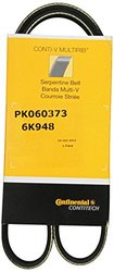 ContiTech PK060373 Serpentine Belt