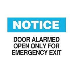 Brady 41098, Door Sign (Pack of 10 pcs)