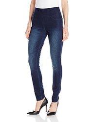 DKNY Women's Body Sculpt Skinny Jeans - Deep Sea - Size: 10