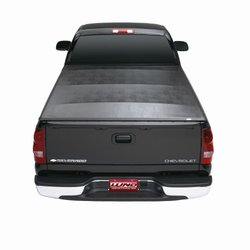 Lund Vinyl Seal & Peel Tonneau Cover for Toyota Tacoma Bed - Black