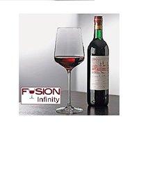 Wine Enthusiast Fusion Infinity Cabernet/Merlot Wine Glasses