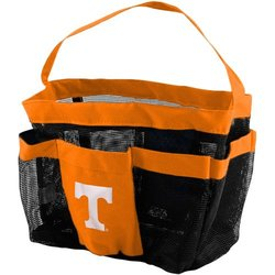 NCAA Tennessee Volunteers Mesh Shower Tote Bag
