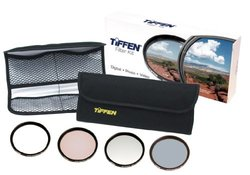 Tiffen 62HFXK1 62mm Hollywood FX Filter Kit