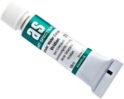 Art Spectrum Watercolor 10ml Tube, Viridian