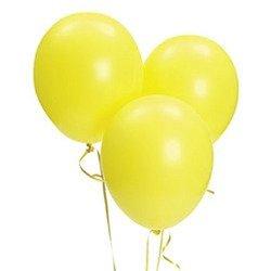 "11"" Citrine Yellow Balloons (12 Dozen) - Bulk"