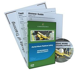 Convergence Training C-800 Aerial Work Platform Safety DVD