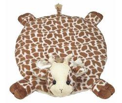Bearington Bears Baby Patches Giraffe Plush Belly Play Mat