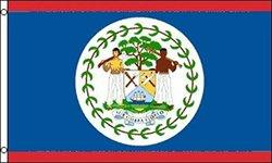 3'x5' FLAG OF BELIZE