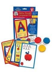 Alpha Dough Language Kit Uppercase
